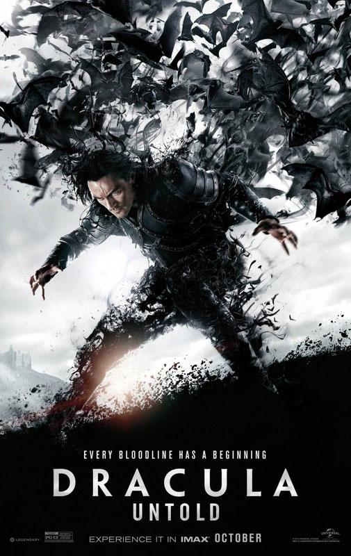 Дракула. Невідома історія (2014) УКРАЇНСЬКОЮ МОВОЮ